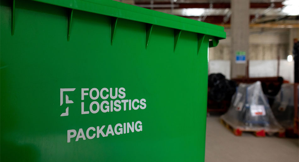 Focus Logistics shortlisted in the Hertfordshire Business Awards